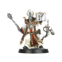 Ministorum Priest Taddeus the Purifier