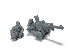 Valhallan Heavy Weapons (Autocannon)